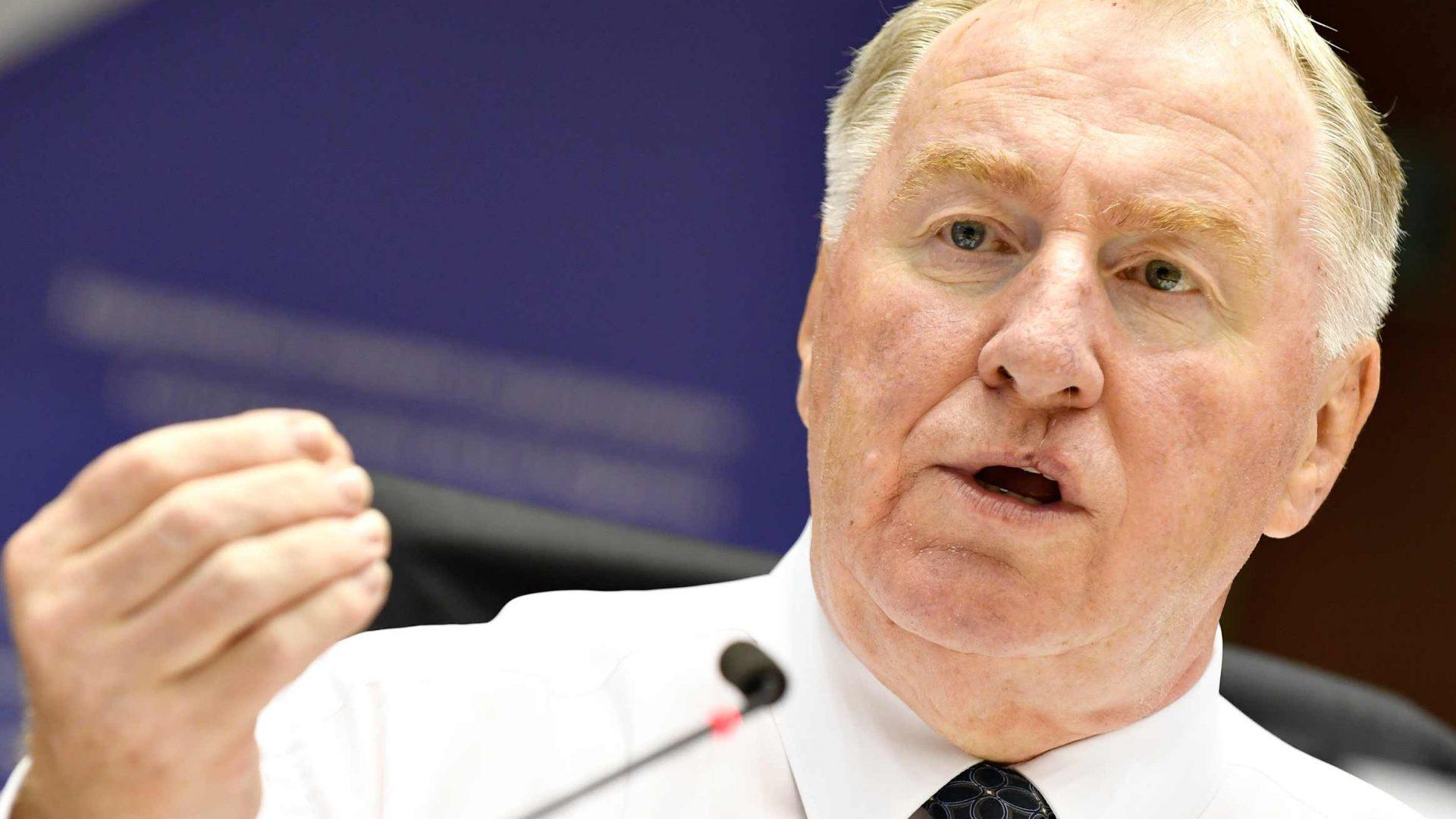 Karl-Heinz Lambertz löst Markku Markkula als Präsident des Europäischen Ausschusses der Regionen ab. ©European Union/Fred Guerdin