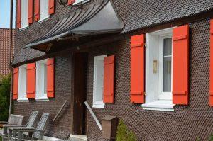 Die Architektur macht den Bregenzerwald einzigartig. Nirgendwo sonst konnte traditioneller so gekonnt mit modernern Architektur verschmolzen werden. ©Gemeindebund