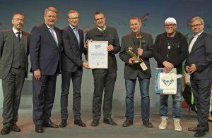 """Die niederösterreichische Gemeinde Krummnußbaum im Mostviertel siegte in der Kategorie """"Gemeinden und Regionen"""". ©Thomas Jantzen"""