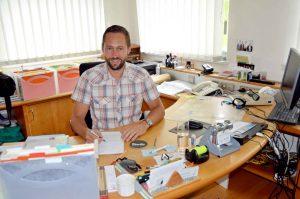 Ulrich Schmelzenbach ist seit 2015 Bürgermeister in Riefensberg. Davor war er schon in der Gemeindevertretung. ©Gemeindebund