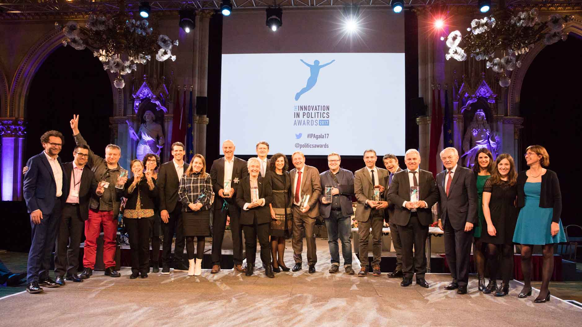 Aus Österreich gewann zwar kein Projekt, aber auch die anderen Projekte sind sehr interessant und nachahmenswert. ©www.sebastianphilipp.com