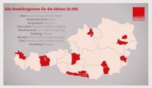 Die begonnenen Dienstverhältnisse in den Bundesländern sind von dem Aussetzen der Aktion 20.000 nicht betroffen. ©Sozialministerium