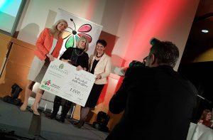 Ein glücklicher Sieger war beispielsweise die Volksschule Mittertreffling aus Engerwitzdorf. ©Gemeindebund