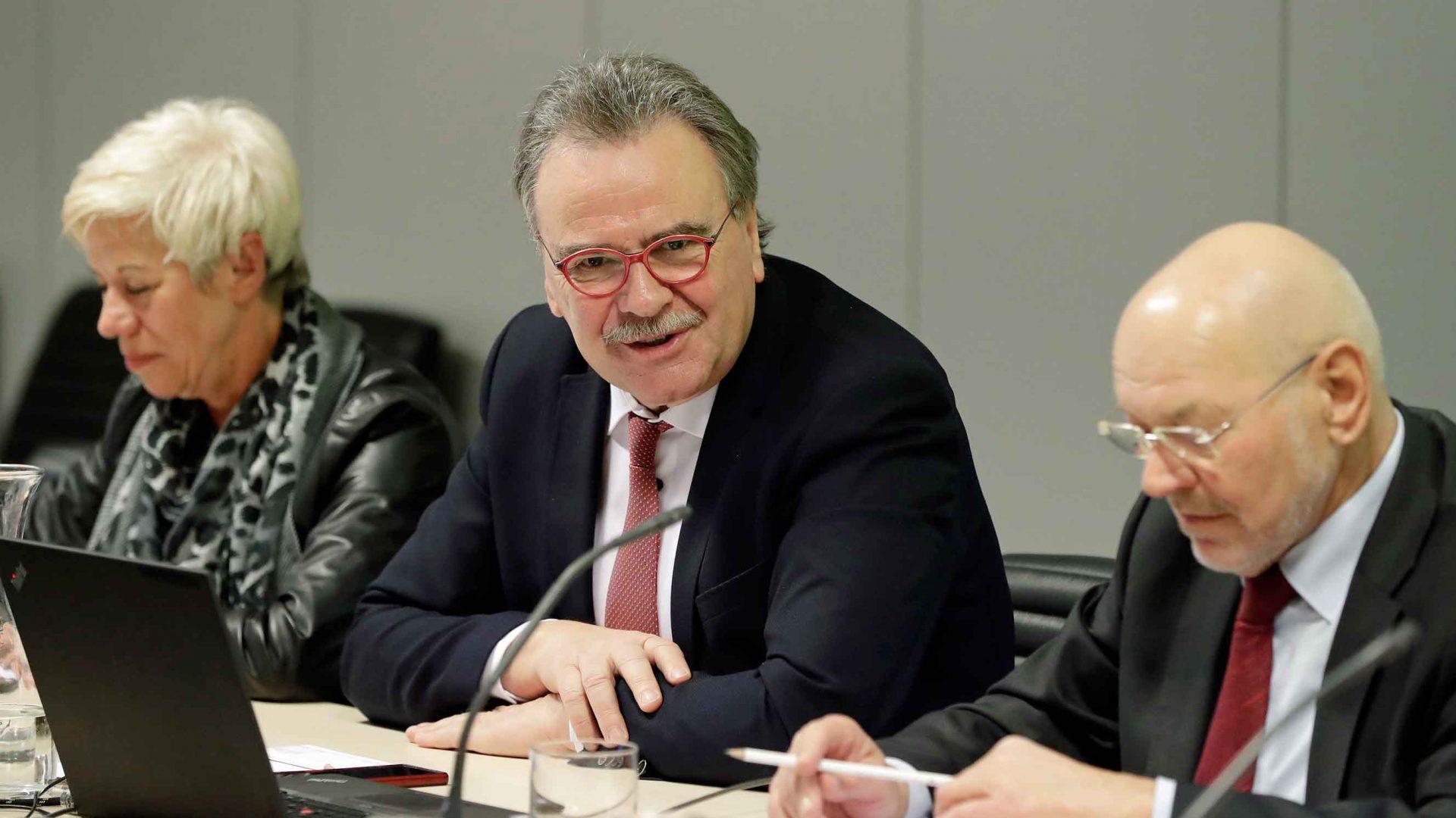 Ewald Lindinger blickt dankbar auf seine 27 Jahre im Bürgermeisteramt zurück. (Bild: ZVG)