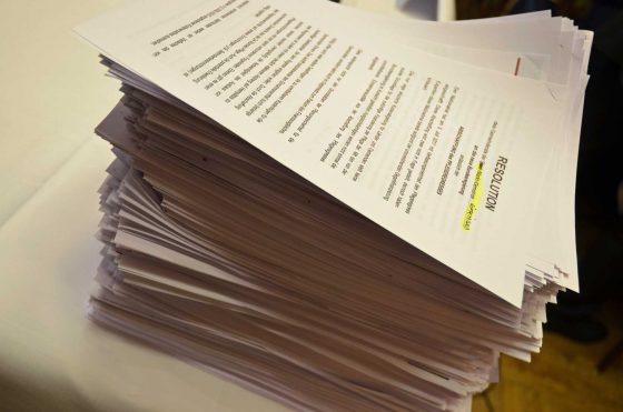 Über 1.150 Gemeinden haben Resolutionen beschlossen. Das geht quer über alle Bundesländer und Gemeindegrößen: Tweng mit 280 Einwohnern genauso wie Klosterneuburg mit 27.000 Einwohnern. Mattersburg ebenso wie Bludenz, Freistadt genauso wie Spittal an der Drau. ©Gemeindebund