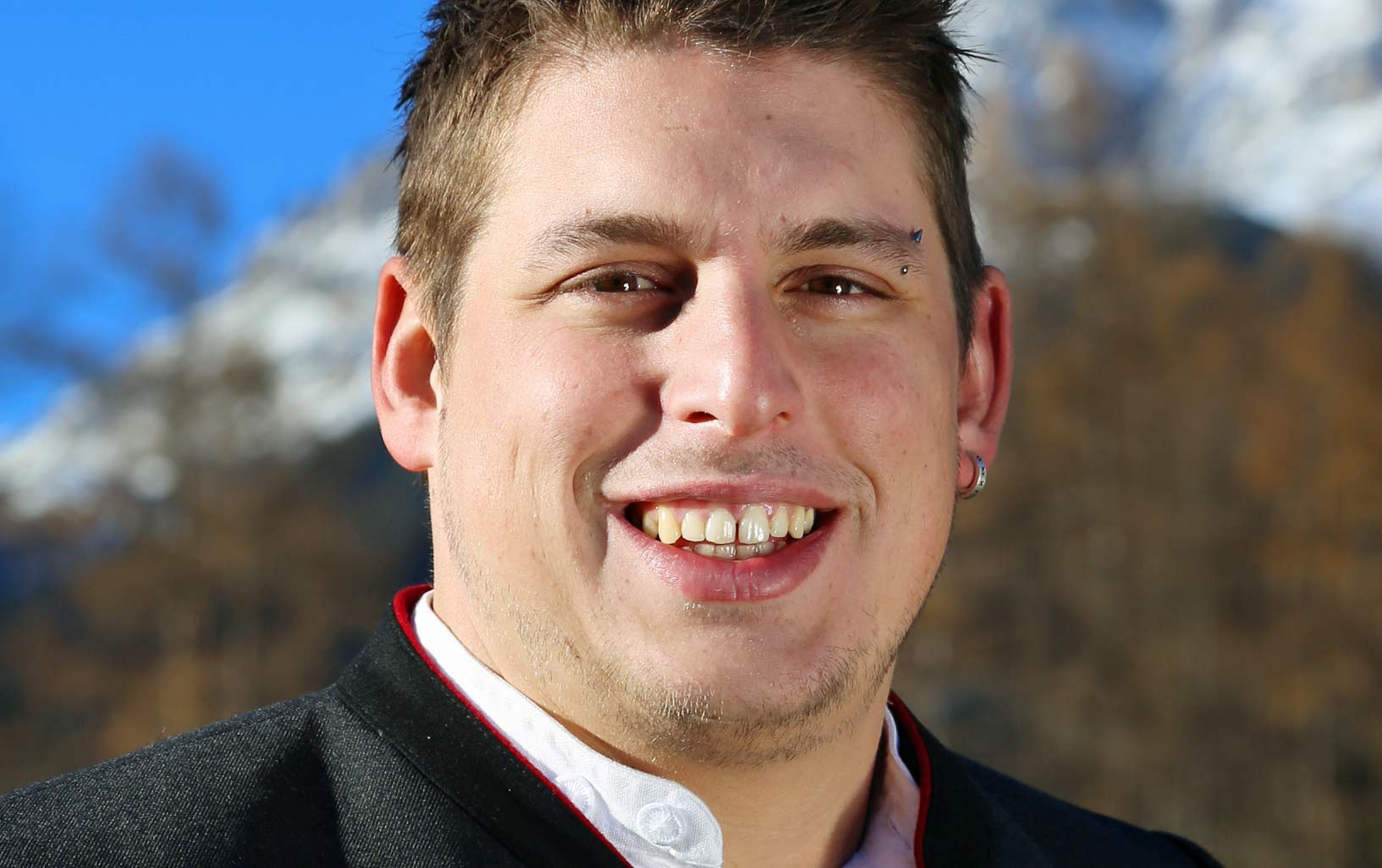 Seit Ende März 2018 Bürgermeister von Leutasch: Georgios Chrysochoidis. (Bild: ZVG)