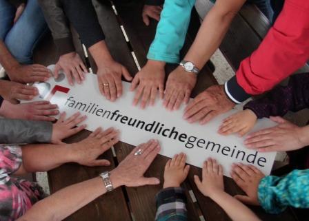Eine familienfreundliche Gemeinde (Bild: ZVG)