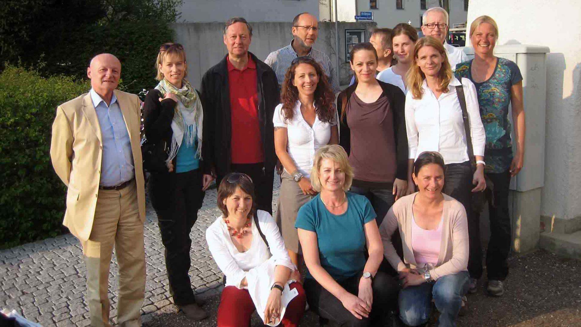 Einladung zum volunteeralert.comk mit Brgermeister Michael