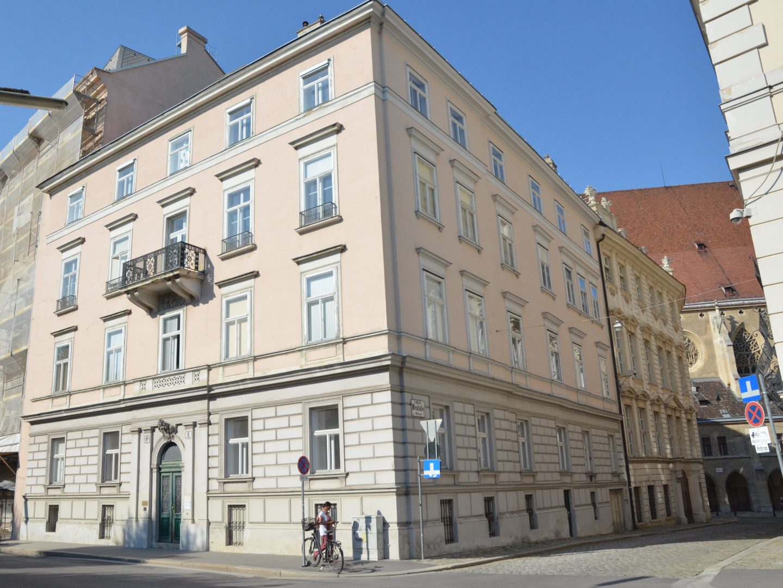 Das Büro des Österreichischen Gemeindebundes in der Löwelstraße 6 in Wien.