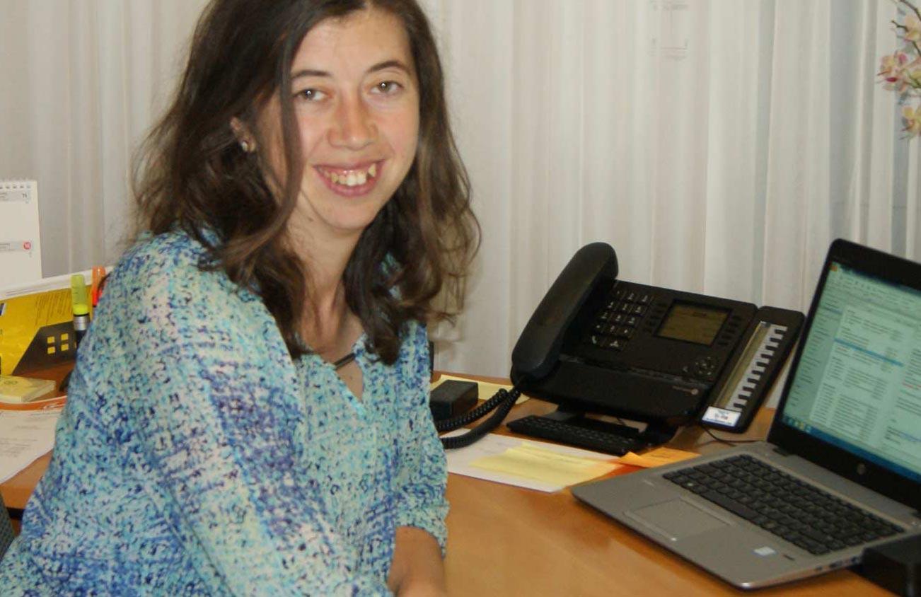 Mit Daniela Engelhart steht erstmals eine Frau an der Spitze der Gemeinde Obritzberg-Rust. (Bild: ZVG)