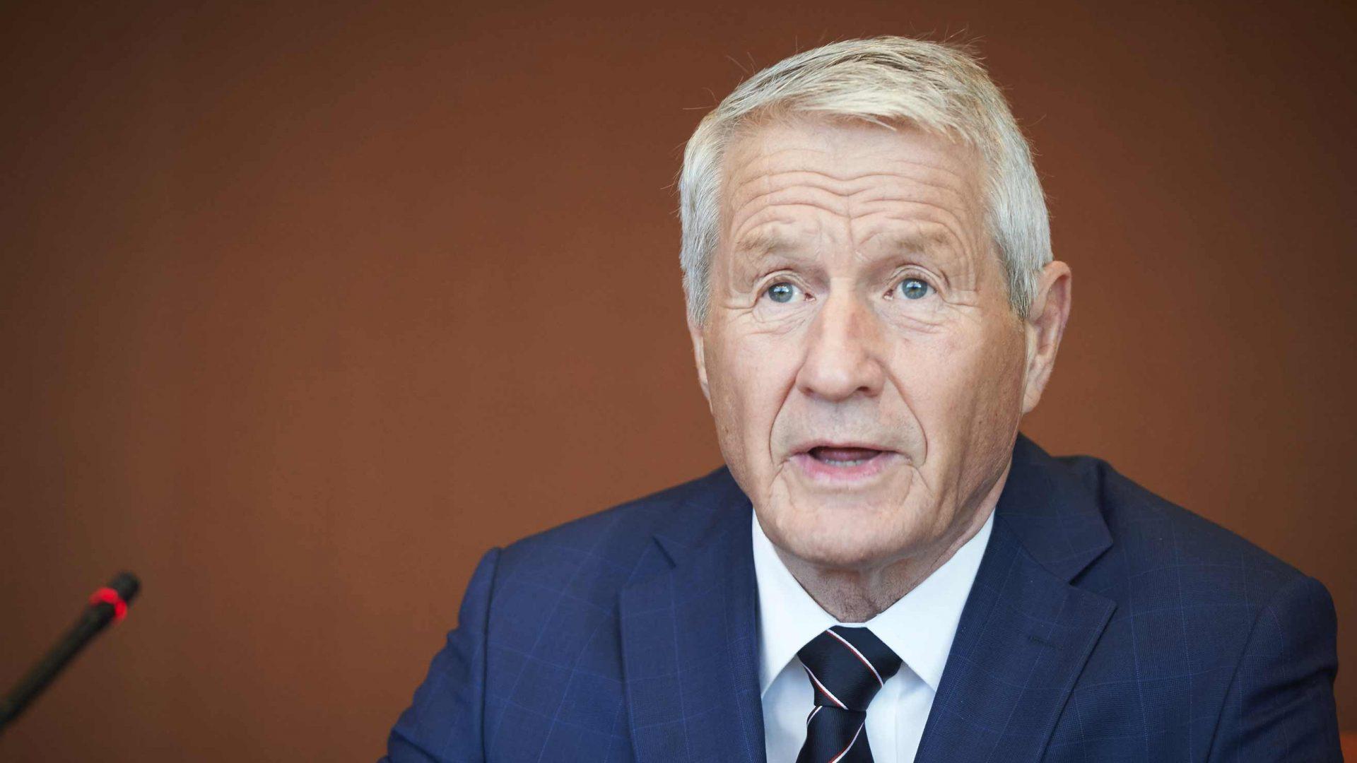 Thorbjörn Jagland, Generalsekretär des Europarats, forderte alle europäischen Länder aus, ihre Anstrengungen für mehr Geschlechtergerechtigkeit auszubauen. © Council of Europe
