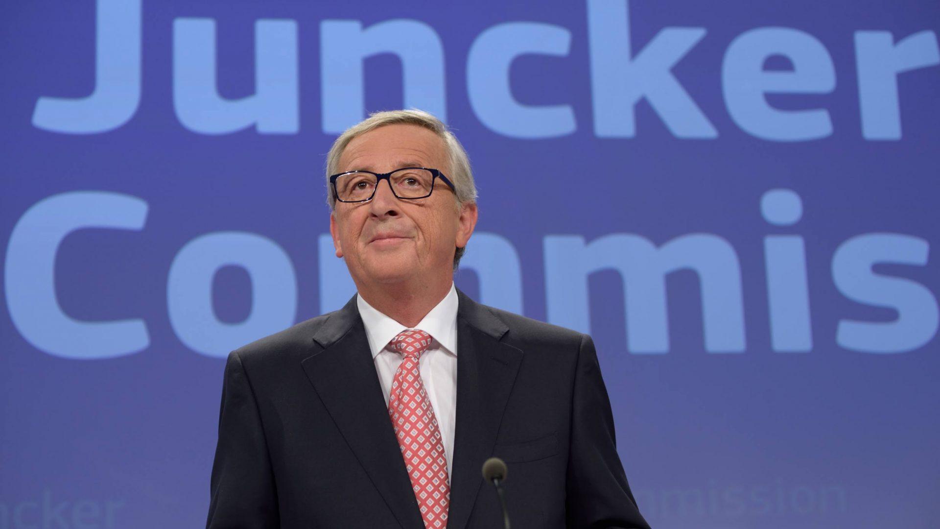 Kommissions-Chef Jean Claude Juncker möchte noch vor den Wahlen zum Europäischen Parlament seine wichtigsten Vorhaben abschließen. ©European Union, 2014 / Source: EC-Audiovisual Service / Photo: Georges Boulougouris