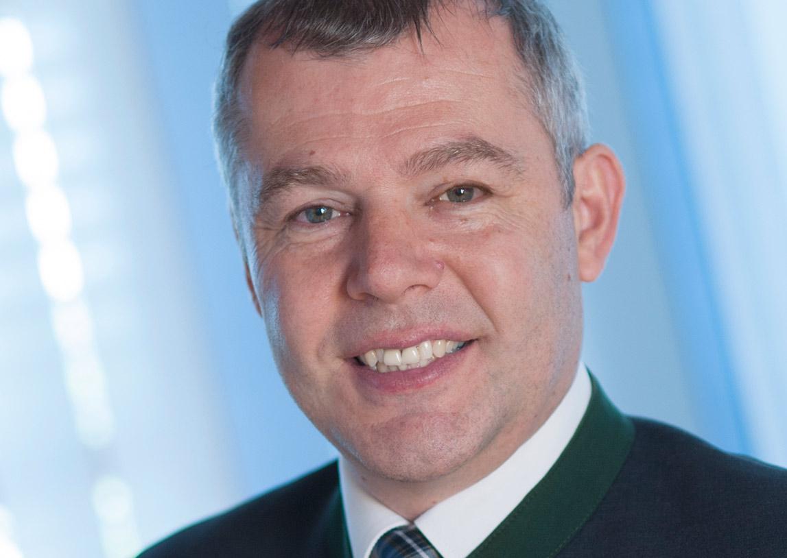 Nach 10 Jahren im Bürgermeisteramt ist es für Franz Kronberger an der Zeit, beruflich neue Wege einzuschlagen. (Bild: ZVG)