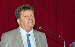 Präsident Ernst Schöpf sieht finanziellen Handlungsbedarf. ©Breonix/Chris Walch
