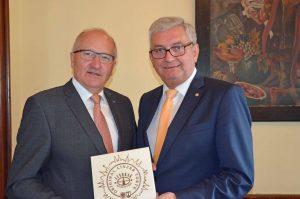 Der 65. Geburtstag bringt für Karl Moser einen neuen Lebensabschnitt: Er hörte als Bürgermeister der nö. Gemeinde Yspertal auf. ©Gemeindebund