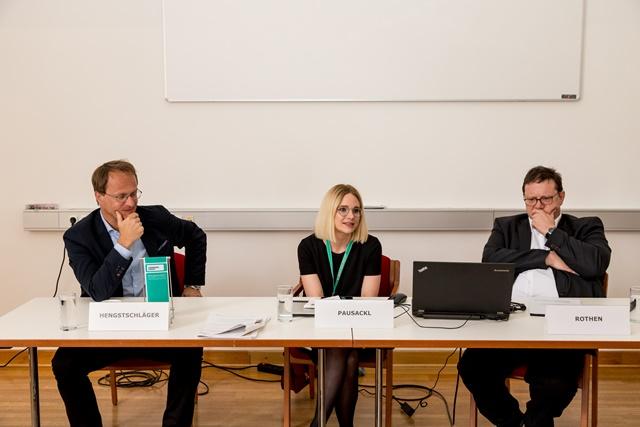 Impulsgeber waren Univ.-Prof. Mag. Dr. Markus Hengstschläger (Genetiker Med Uni Wien) und Hans-Jörg Rothen (Bertelsmann Stiftung). ©event-fotograf/Gemeindebund