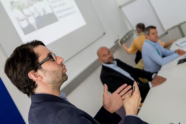 Das Forum 4 wurde von Simon Rosner (Wiener Zeitung) geleitet. ©event-fotograf/Gemeindebund