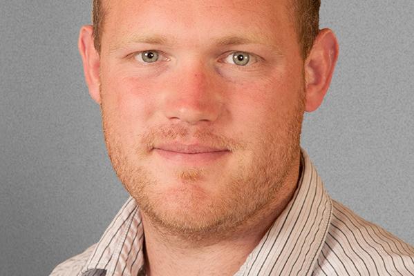 Der 35-jährige Peter Harlander ist von Beruf Polizist und betreibt nebenbei eine Landwirtschaft. (Bild: ZVG)