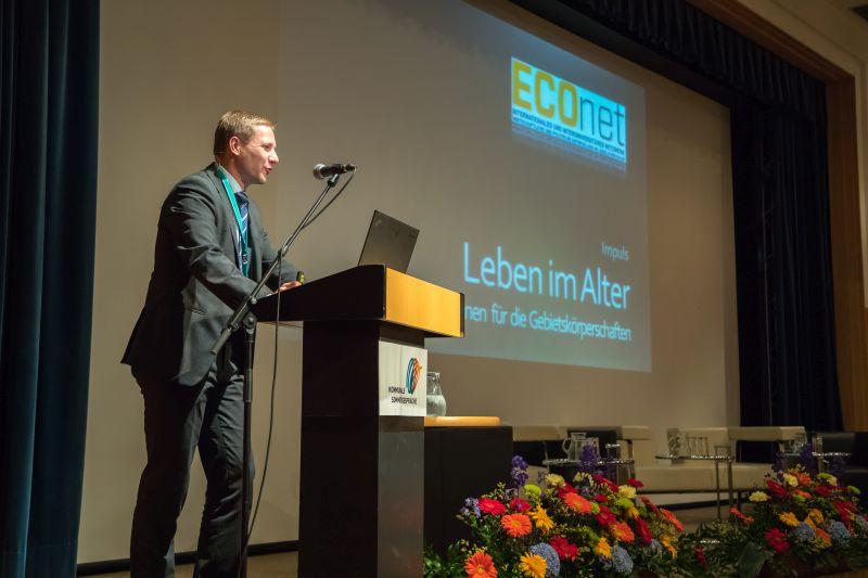 Impuls Vortrag Dr. Haber ©event Fotograf WEB