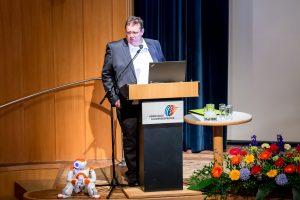 Impuls-Vortrag von Hans-Jörg Rothen (Bertelsmann Stiftung). ©event-fotograf/Gemeindebund