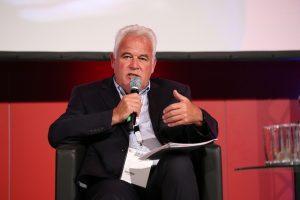 Prof. Dr. Gerals Mathis, ISK Institut Dornbirn ©Schuller/Gemeindebund