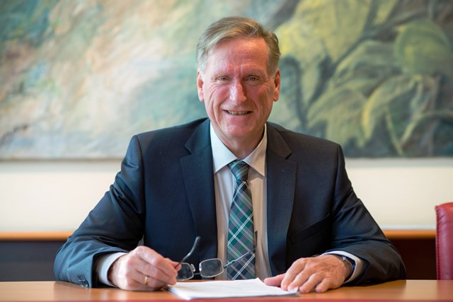 Nach 14 Jahren als Bürgermeister nimmt er den Hut - Altbürgermeister Herbert Prinz (Bild: ZVG)