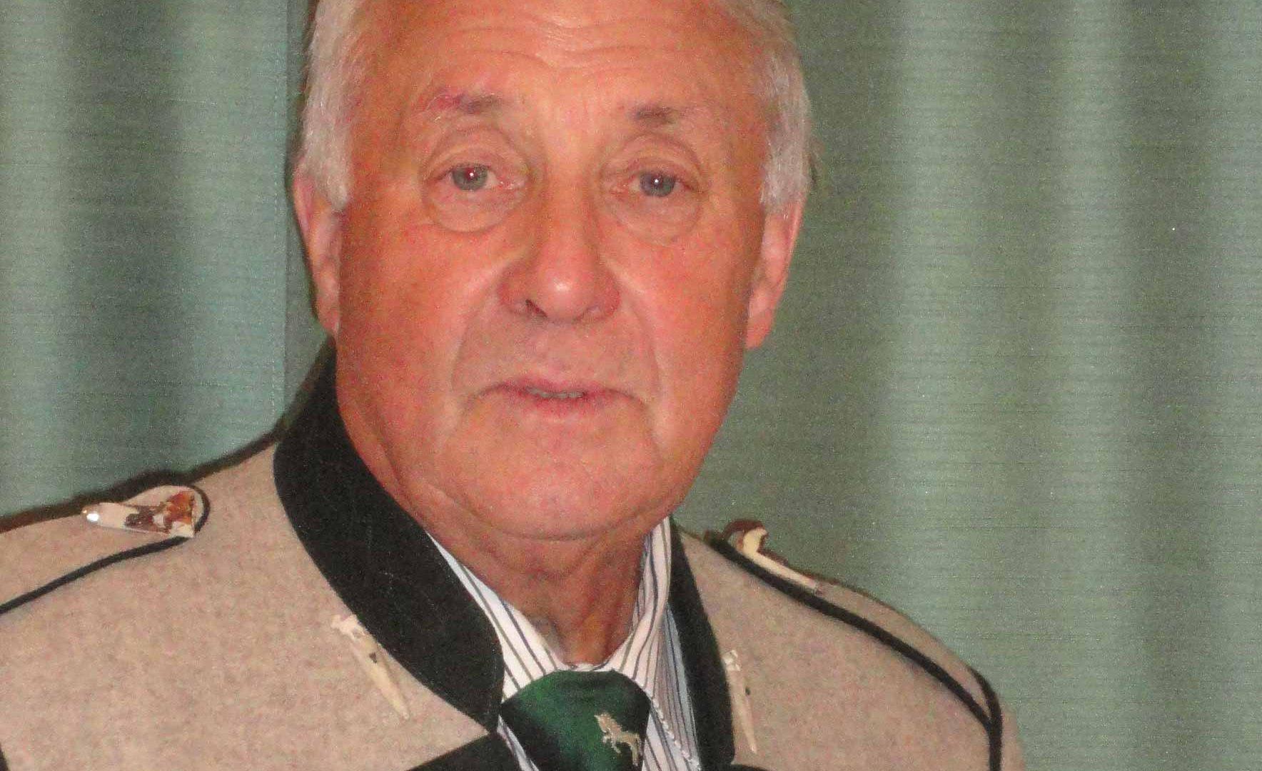 Gottfried Preßler zieht sich nach 28 Jahren aus dem kommunalpolitischen Geschehen zurück. (Bild: ZVG)