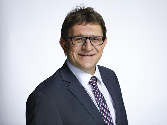 Nach 34 Jahren im Dienste der Gemeinde folgt nun der verdiente Ruhestand: Rupert Dominik tritt als Bürgermeister zurück. (Bild: ZVG)