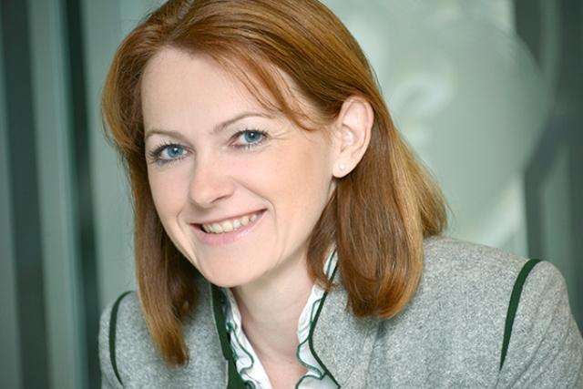 Bürgermeisterin Simone Schmiedtbauer räumt ihren Platz, um auf internationaler Ebene neue Herausforderungen zu suchen. Sie möchte ins Europaparlament einziehen. ©Christa Strobl