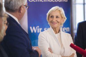 Vizepräsidentin Bgm. Sonja Ottenbacher ©Schuller