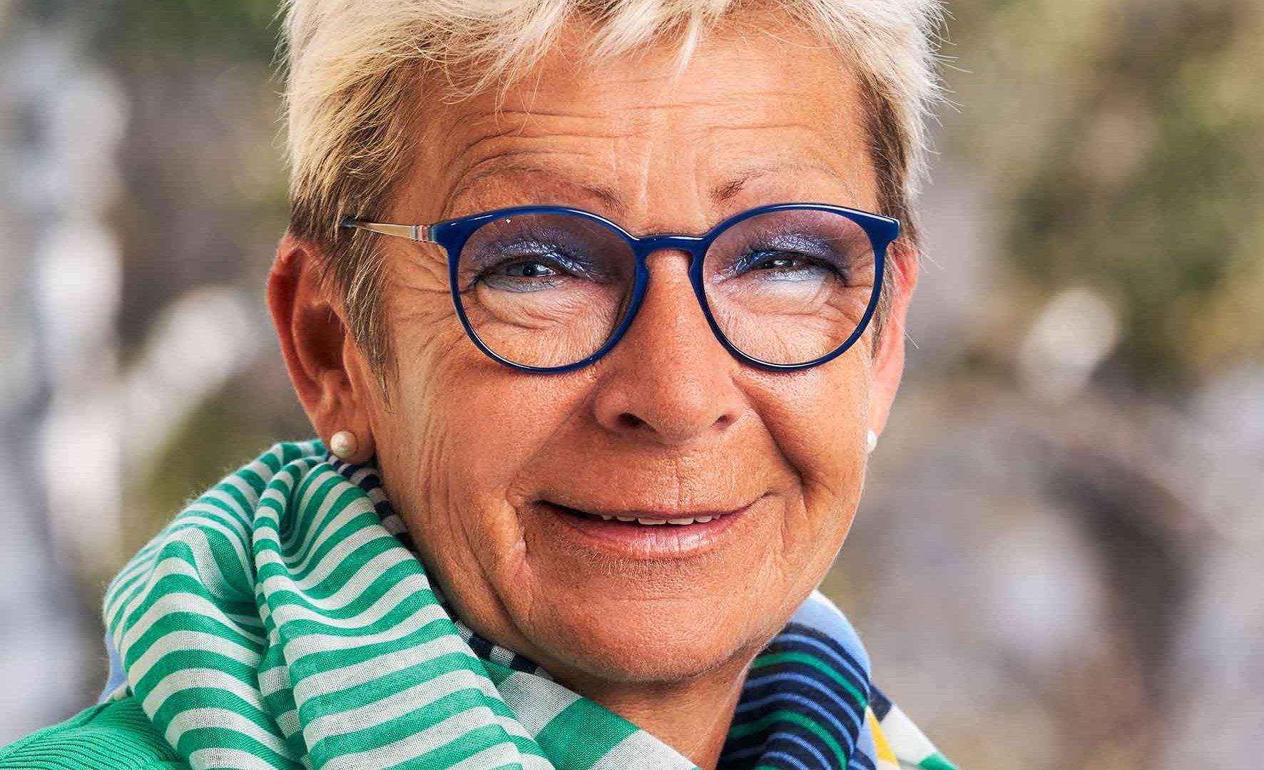 Nach zehn Jahren im Bürgermeister-Amt tritt Christine Dünwald-Specht zurück. Jetzt freut sie sich auf die wohlverdiente Pension. (Bild: ZVG)