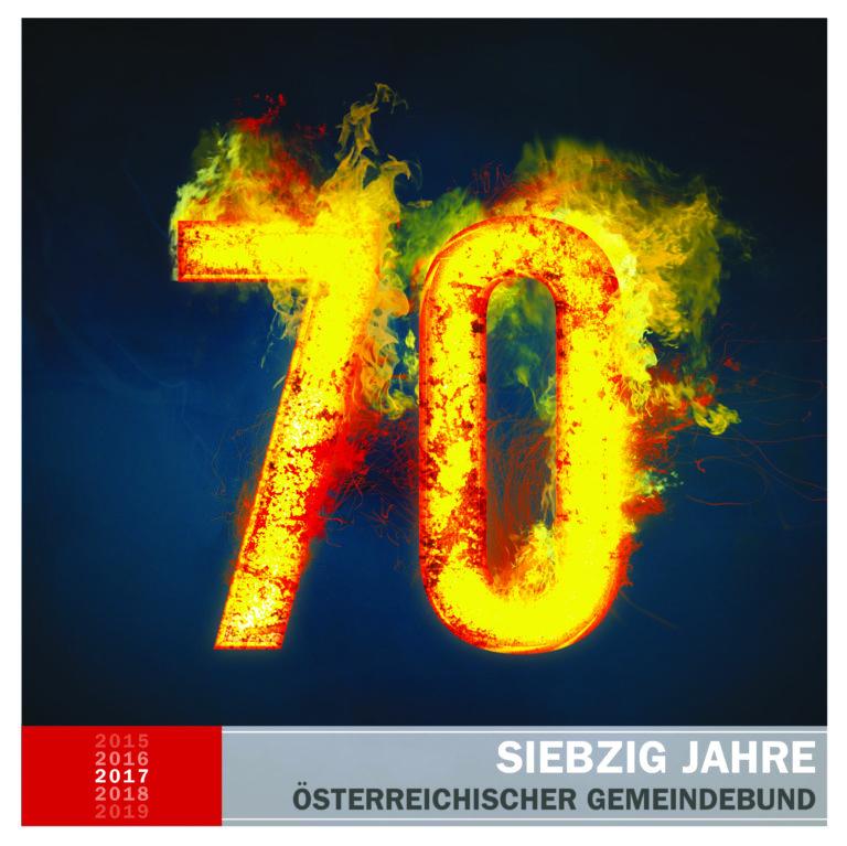 70 Jahre Gemeindebund Festschrift Cover