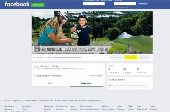 Startseite_Gemeindetagsseite