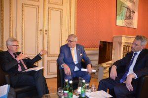 Viele Forderungen des Österreichischen Gemeindebundes wurden in das Regierungsprogramm miteinbezogen. ©Gemeindebund