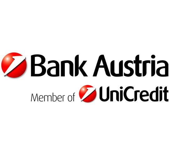 bank austria weißer hintergrund