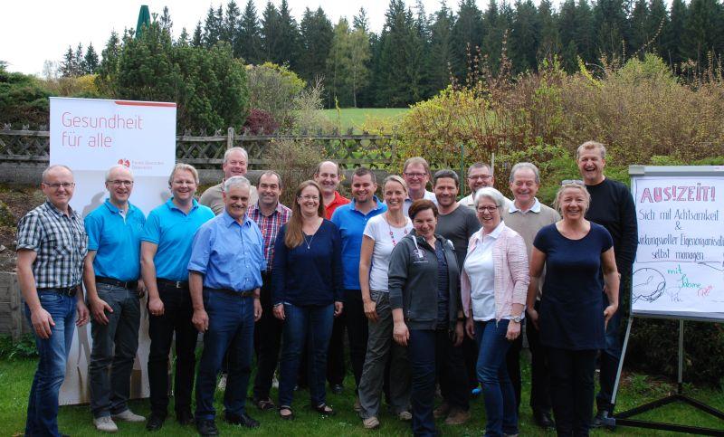 Buergermeisterinnen Seminar Gruppenbild ©FGÖ