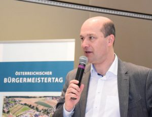 Vizepräsident des NÖ-Gemeindebundes Bürgermeister Johannes Pressl. ©Regionen Österreich