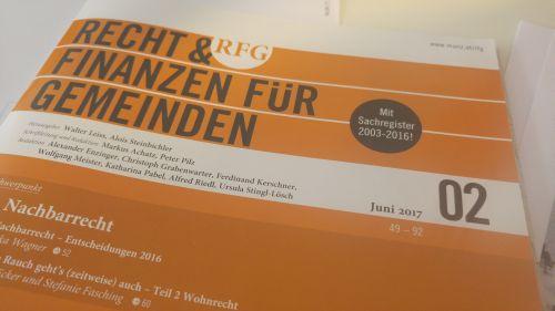 RFG-Zeitschrift 02/2017