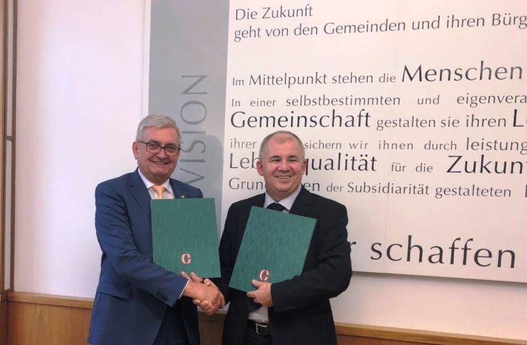 Der Österreichische Gemeindebund setzt auf länderübergreifende Zusammenarbeit - nun auch mit Kroatien. ©Gemeindebund