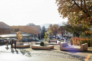 Das Projekt wurde von dem Tiroler Architekten Gunnar Ploner umgesetzt. ©Gunnar Ploner