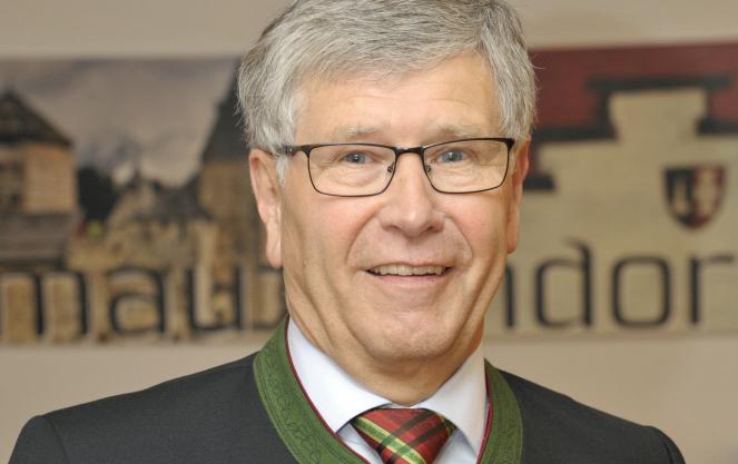 Wolfgang Eder ist mit 23. Mai 2018 in die kommunalpolitische Pension gegangen. (Bild: ZVG)