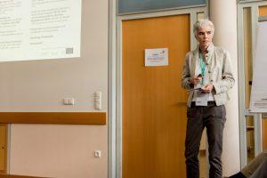 Weitere Impulsgeberin Mag. (FH) Nicole Prop, Geschäftsführerin von Green Care Österreich. ©event-fotograf/Gemeindebund