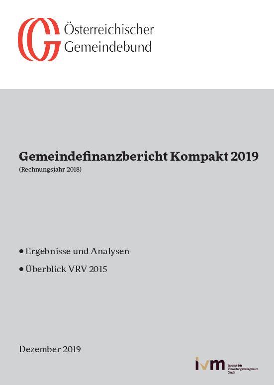 gemeindefinanzbericht2019 cover