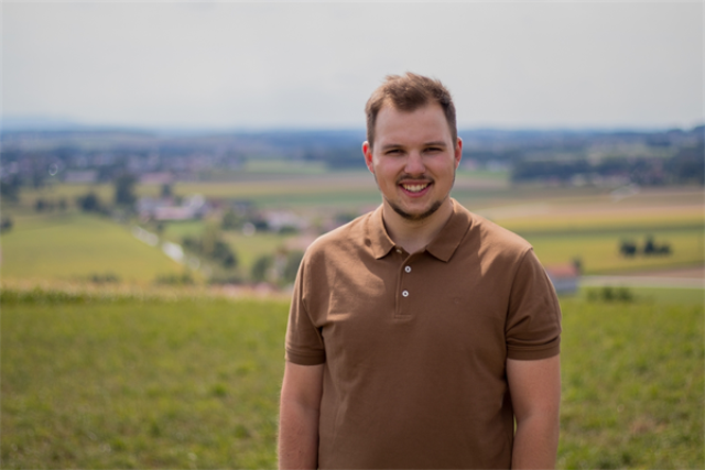 """""""Frischen Wind"""" soll der 22-jährige Ortschef in die oberösterreichische Gemeinde Waizenkirchen bringen. ©waizenkirchen.at"""
