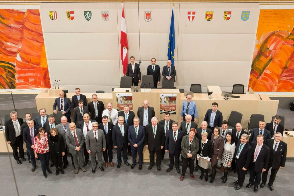 Die erste Subsidiaritätskonferenz, die in Österreich stattfand, stand unter besonderer Brisanz durch die Einsetzung einer Task Force von Seiten der Kommission zum Thema. © Parlamentsdirektion/Thomas Jantzen