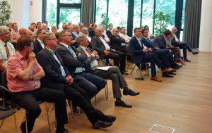 Im Rahmen der Landesversammlung des Kärntner Gemeindebundes wurden wichtige Themen, wie zum Beispiel die Gemeindefinanzierung, behandelt. (Bild: ZVG)