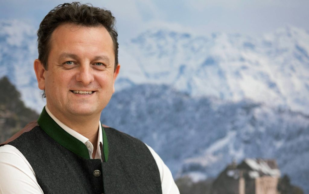 Horst Hufnagl ist für die nächsten dreieinhalb Jahre Ortschef von Micheldorf. ©Klaus Mitterhauser