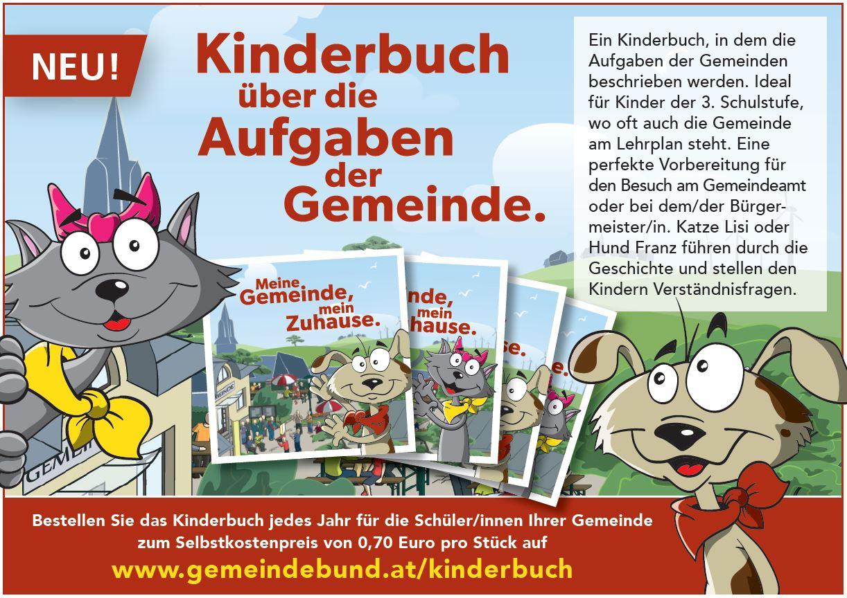 inserat kinderbuch