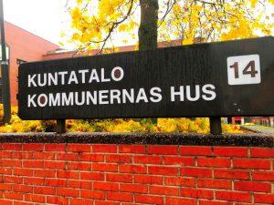 Besuch beim finnischen Gemeindebund. ©Gemeindebund