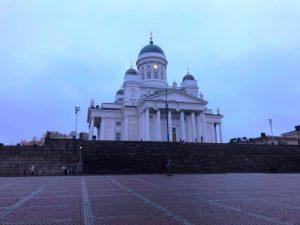 Eines der wichtigsten und bekanntesten Wahrzeichen von Helsinki ist der Dom. ©Gemeindebund